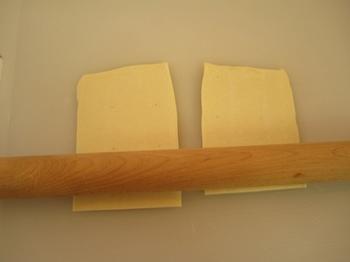 アップルパイの作り方②パイシート