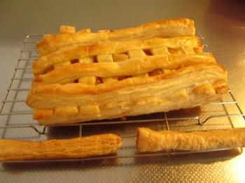 アップルパイの作り方⑤完成