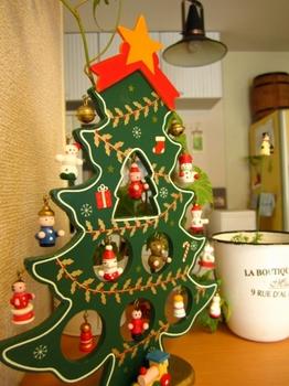 クリスマスツリー・ウッド