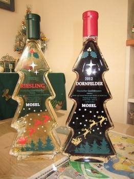 クリスマスツリーワイン