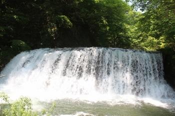 葛丸渓流・第一の滝