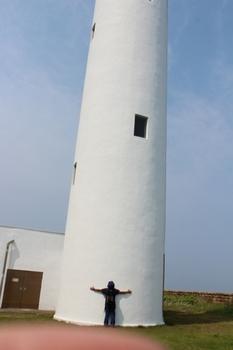 本州最東端・?ヶ埼灯台