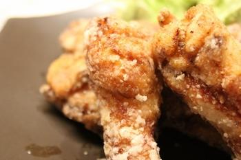 鶏のから揚げ宮廷風・バルサの食卓