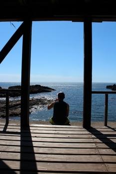 滝ノ間海水浴場