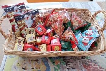 クリスマスお菓子