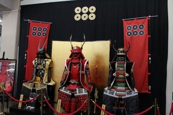 真田三代甲冑